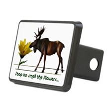 Stop To Smell The Flowers- Hitch Cover