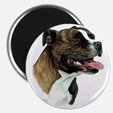 Staffordshire Bull Terrier Magnet
