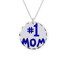 Number One Mom Necklace