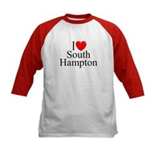 """I Love South Hampton"" Tee"