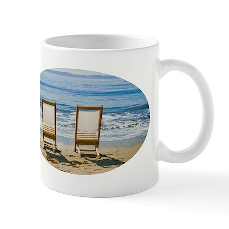 OVAL SCENE Mug