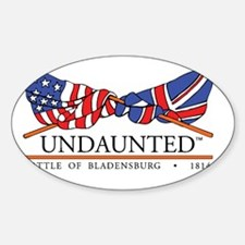 Undaunted Decal