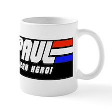 Ron Paul Bumper Sticker Small Mug