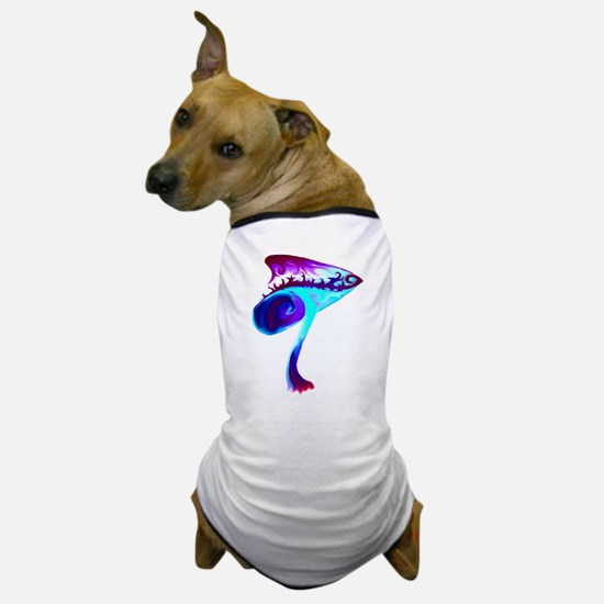 Magic Mushroom Dog T-Shirt