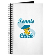 Tennis Chick #3 Journal