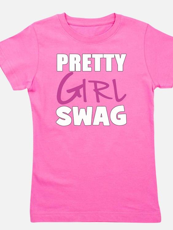 PRETTY GIRL SWAG Girl's Tee