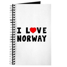 I Love Norway Journal