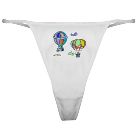 HOT AIR BALLOONS Classic Thong