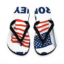 Romney woman forl Flip Flops