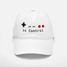 In control NES Baseball Baseball Cap