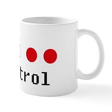 In control NES Small Mug