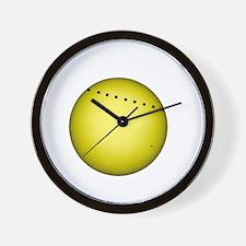 transit-of-venus-10-whiteLetters copy Wall Clock