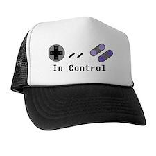 In control SNES Trucker Hat