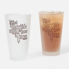 Curse Drinking Glass