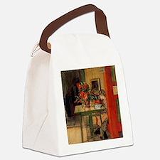 Carl Larsson Canvas Lunch Bag