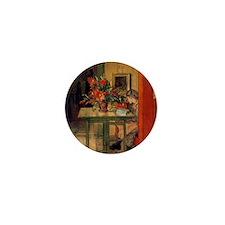 Carl Larsson Mini Button