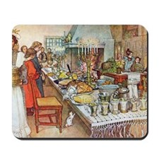 Scandinavian Celebration Mousepad