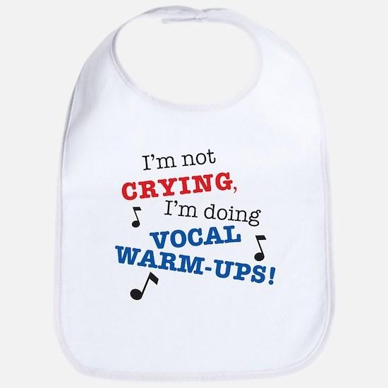 Vocal Warm-ups Bib