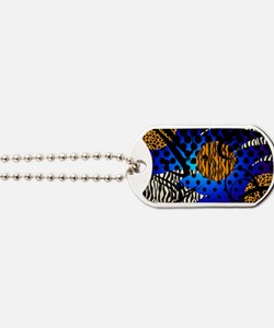 WILD-NIGHTS-TOILTRY-BAG Dog Tags