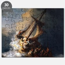 Rembrandt The Storm on the Sea of Galilee Puzzle