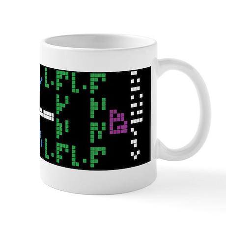 Alien Color Mug
