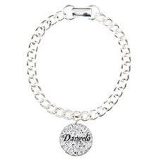 Dangelo, Matrix, Abstrac Charm Bracelet, One Charm