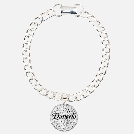 Dangelo, Matrix, Abstrac Charm Bracelet, One Charm