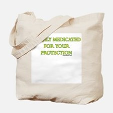 HEAVILY MEDICATED Tote Bag