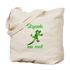 Lizards are Cool Tote Bag