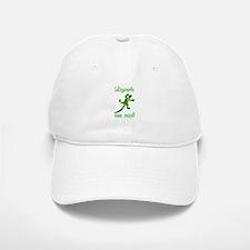 Lizards are Cool Baseball Baseball Cap