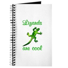 Lizards are Cool Journal