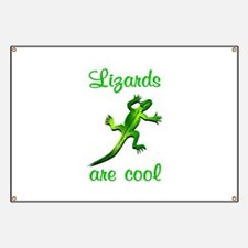 Lizards are Cool Banner