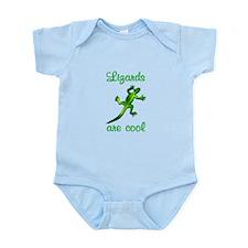 Lizards are Cool Infant Bodysuit