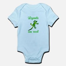 Lizards are Cool Infant Bodysuit