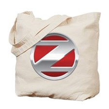 Funny Hero logo Tote Bag