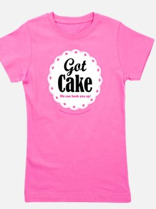 Got Cake Girl's Tee