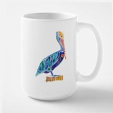 Penny Pelican Large Mug
