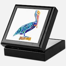 Penny Pelican Keepsake Box