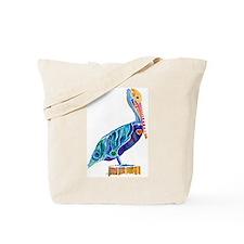 Penny Pelican Tote Bag