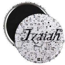 Izaiah, Matrix, Abstract Art Magnet