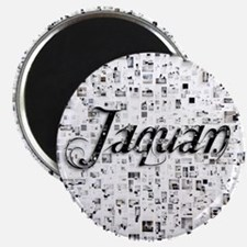 Jaquan, Matrix, Abstract Art Magnet