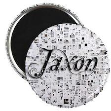 Jaxon, Matrix, Abstract Art Magnet