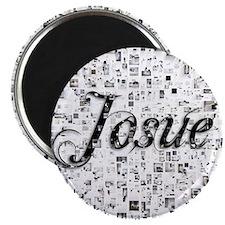 Josue, Matrix, Abstract Art Magnet