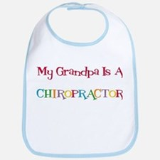 My Grandpa Is A Chiro Bib