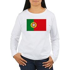 Portugal Flag, Portuguese Fla T-Shirt