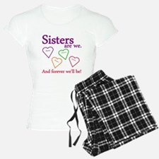 Sisters Are We Personalize Pajamas