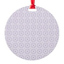 amara lavender Duvet Twin Ornament