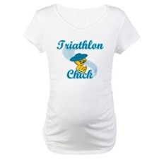 Triathlon Chick #3 Shirt