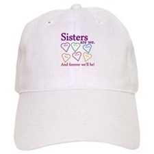 Sisters Are We Personalize Baseball Baseball Cap