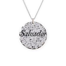 Salvador, Matrix, Abstract A Necklace